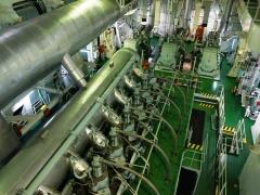 Berge Jaya Engine Room.jpg